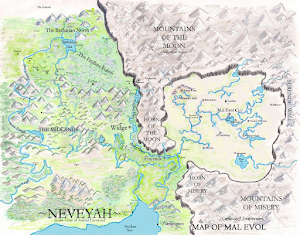 WORLD OF NEVEYAH