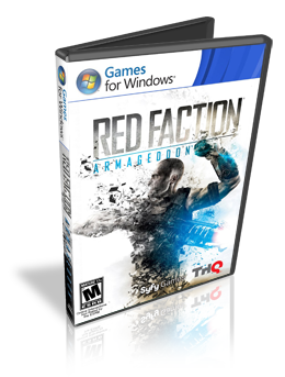 Download Red Faction Armageddon PC Completo + Crack 2011