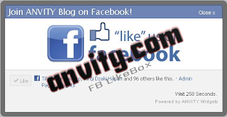 FB Like Box ANVITY