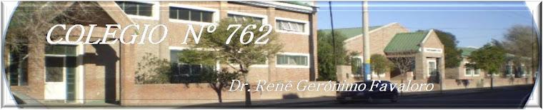 Colegio N° 762