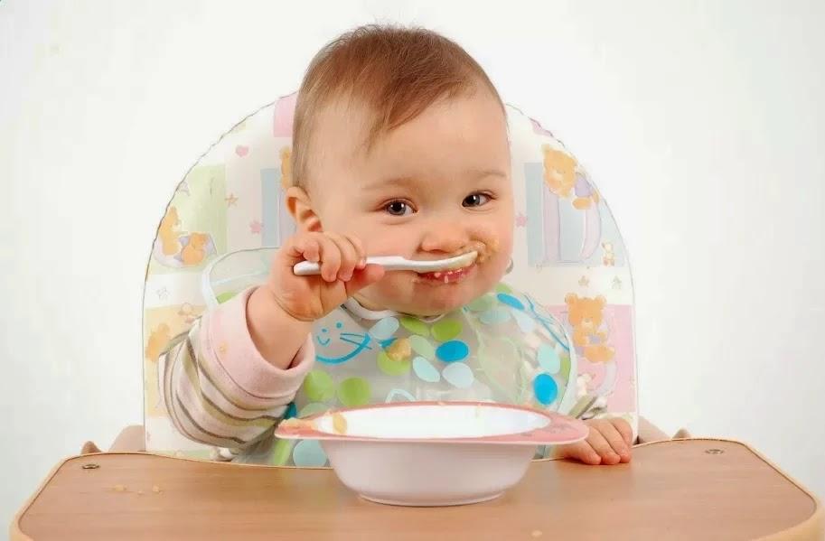 kriteria makanan pendamping asi yang cocok untuk bayi