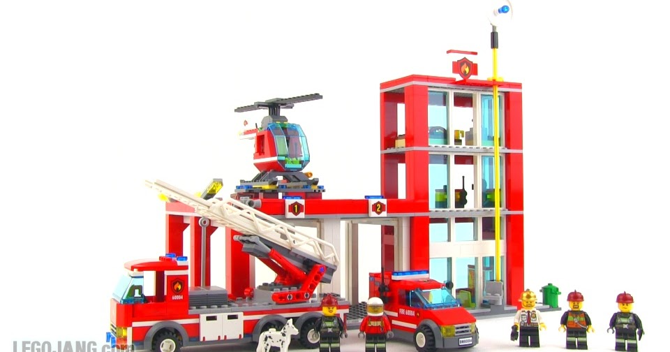 Lego Fire Station 2013 Related Keywords And Tags