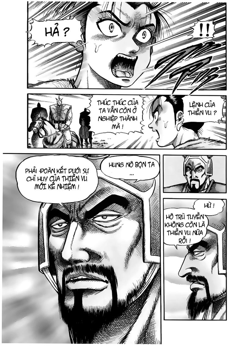 Chú Bé Rồng - Ryuuroden chap 110 - Trang 12