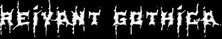 Reiyant Gothica
