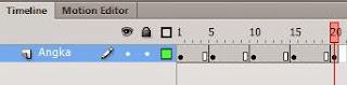 cara membuat animasi timer