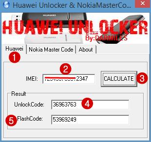 Huawei Unlocker v.2 by Darmiles