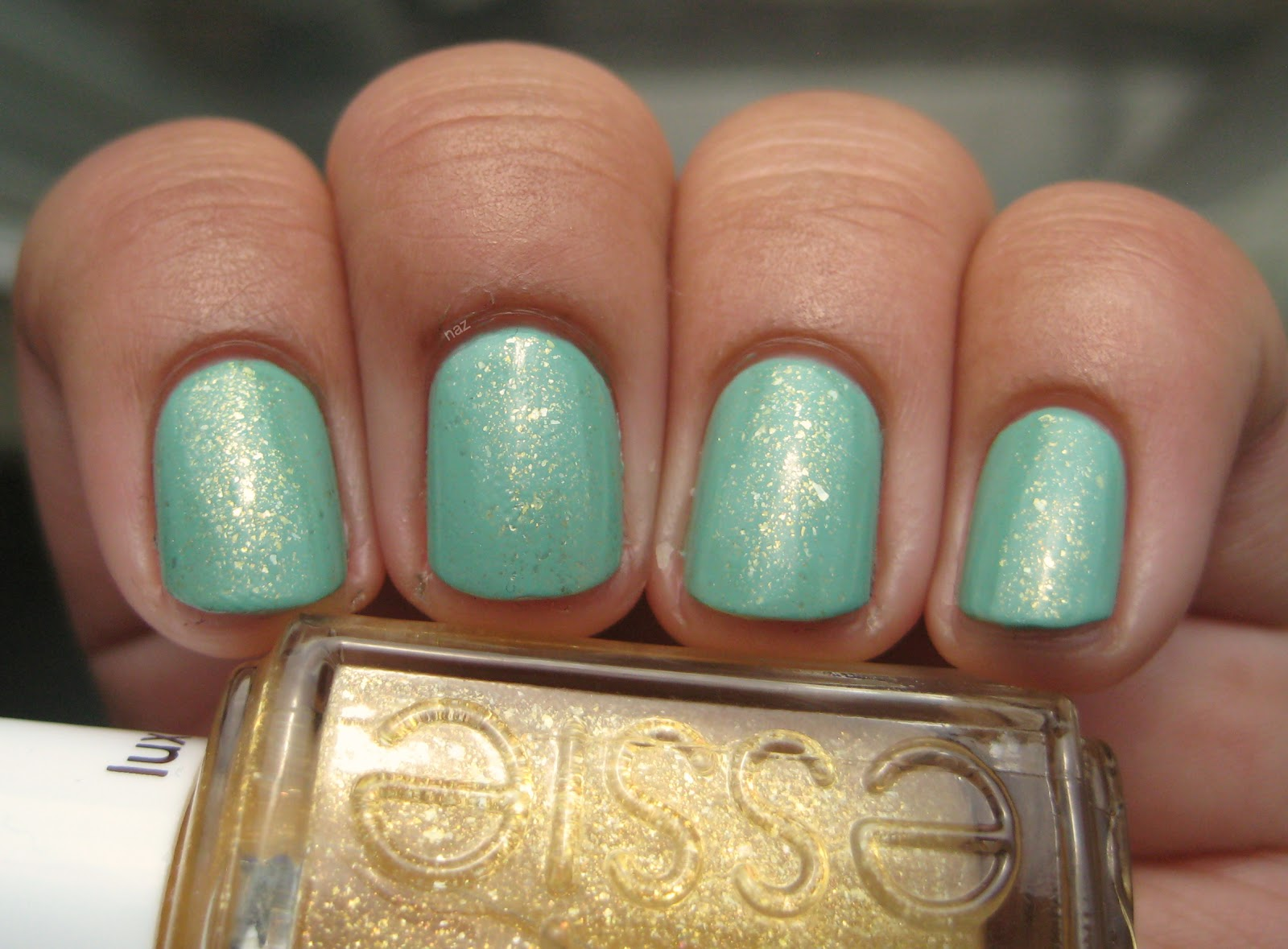essie as gold as it gets - photo #27