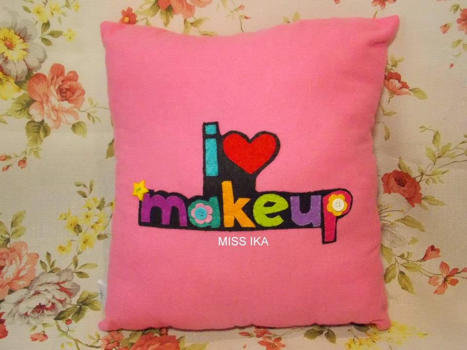 BANTAL FELT I LOVE MAKEUP
