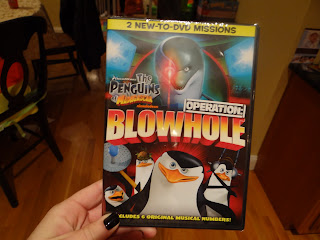 Review of The Penguins of Madagascar: Operation Blowhole!
