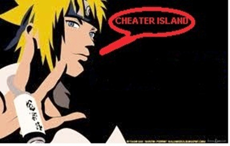 cheater island