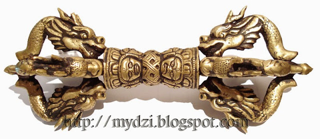 The Vajra or Thunderbolt