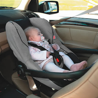 baby in best convertible car seat