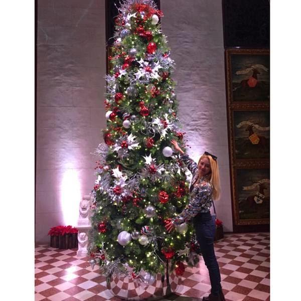 Hyoyeon Christmas