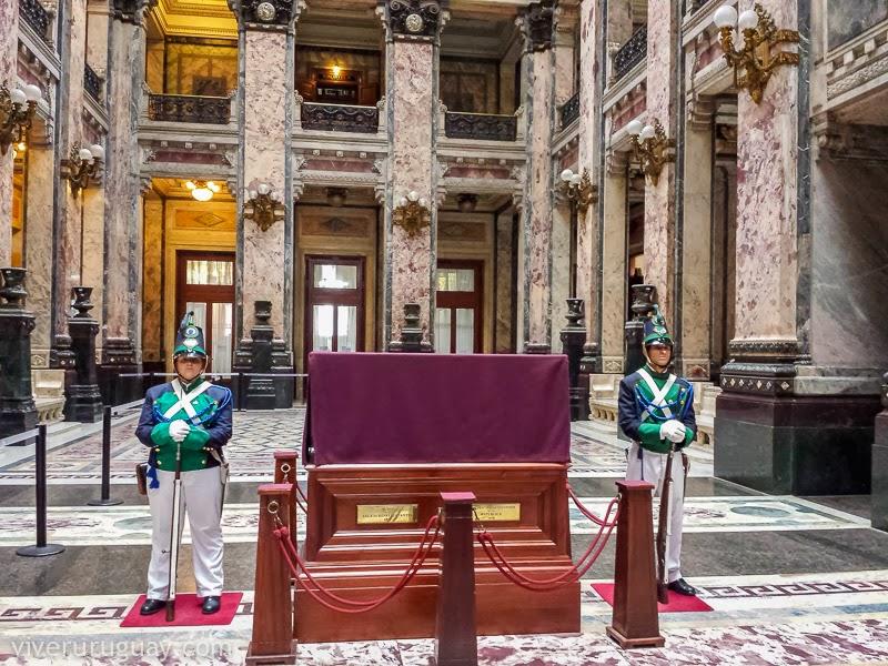 Palacio Legislativo Salon Pasos Perdidos