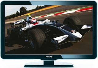Philips Hospitally LCD TV
