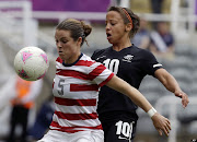 USA Soccer Women 20 Olympic Win Ousts New Zealand