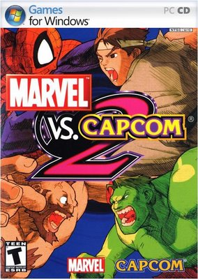 Marvel vs Capcom 2 (Mugen)