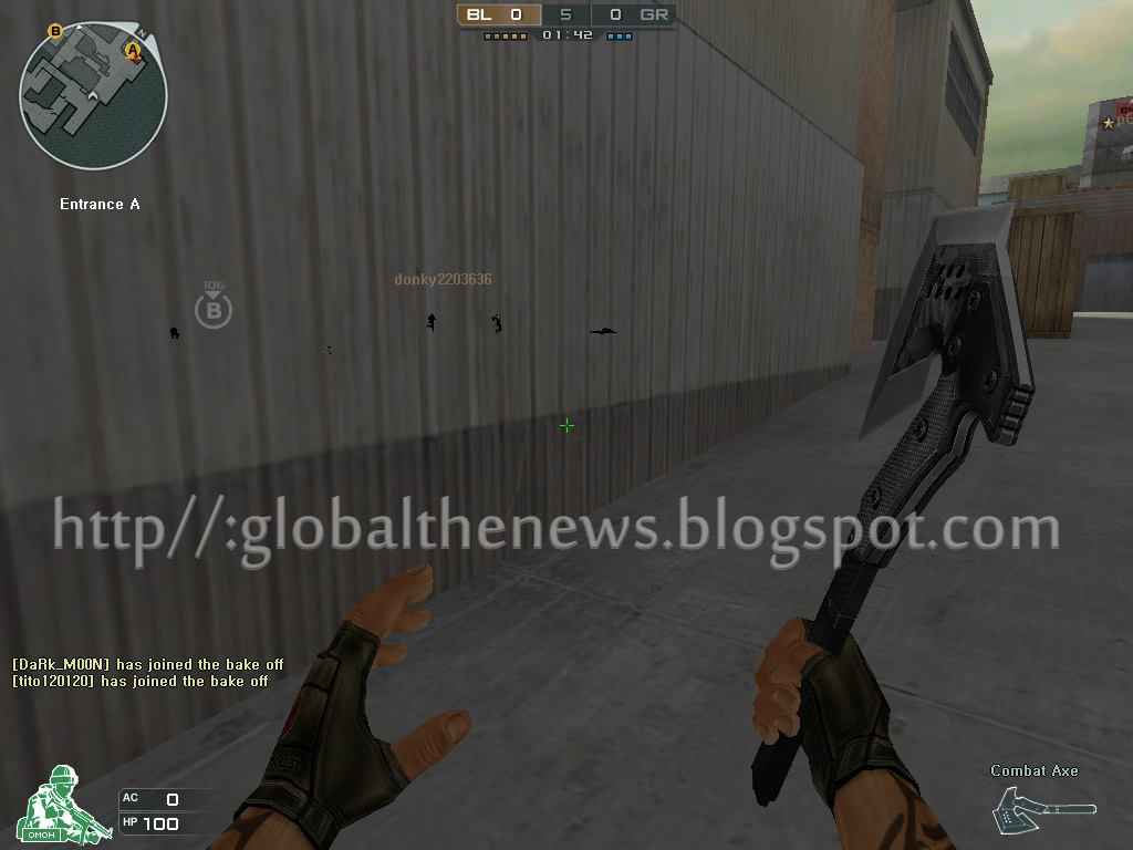 Cheat/Hack CF [CrossFire EU,NA,PH,VN,CN,ID] .REZ Wallhack v2.1