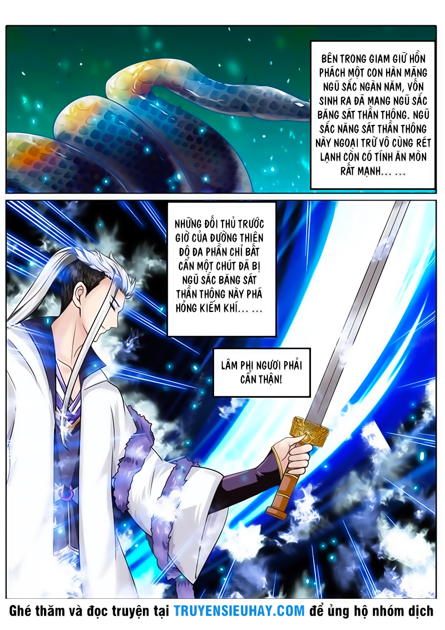 Chư Thiên Ký Chapter 103 - Upload bởi truyensieuhay.com