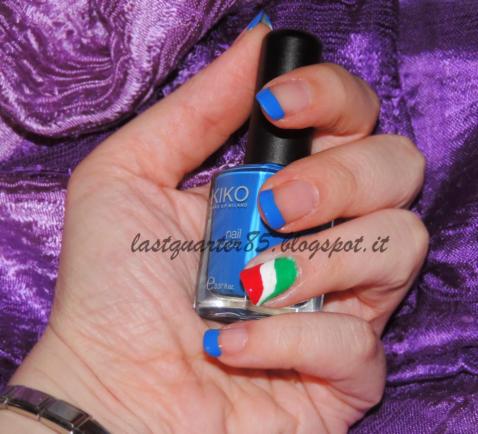Nail Art Mondiali 2014.
