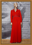 CHRISTMAS RED - ROCHIE VINTAGE
