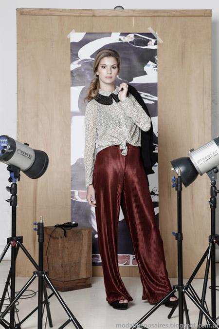 Inversa moda mujer ropa invierno 2013