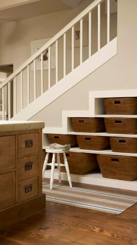 espacios peque os grandes soluciones escaleras