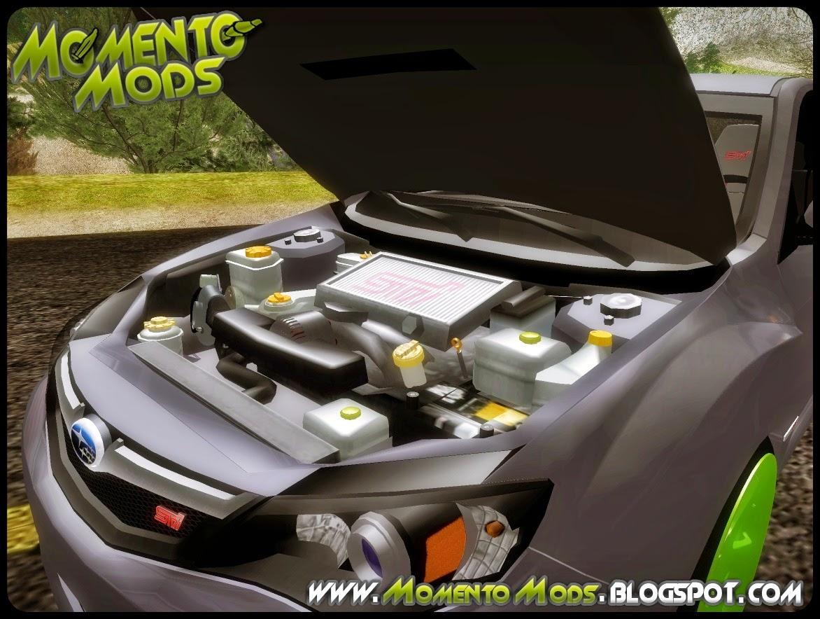 GTA SA - Subaru Impreza JDM