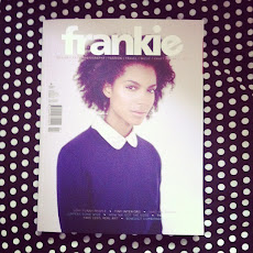 MY HOME FEATURED ON FRANKIE MAG!!!