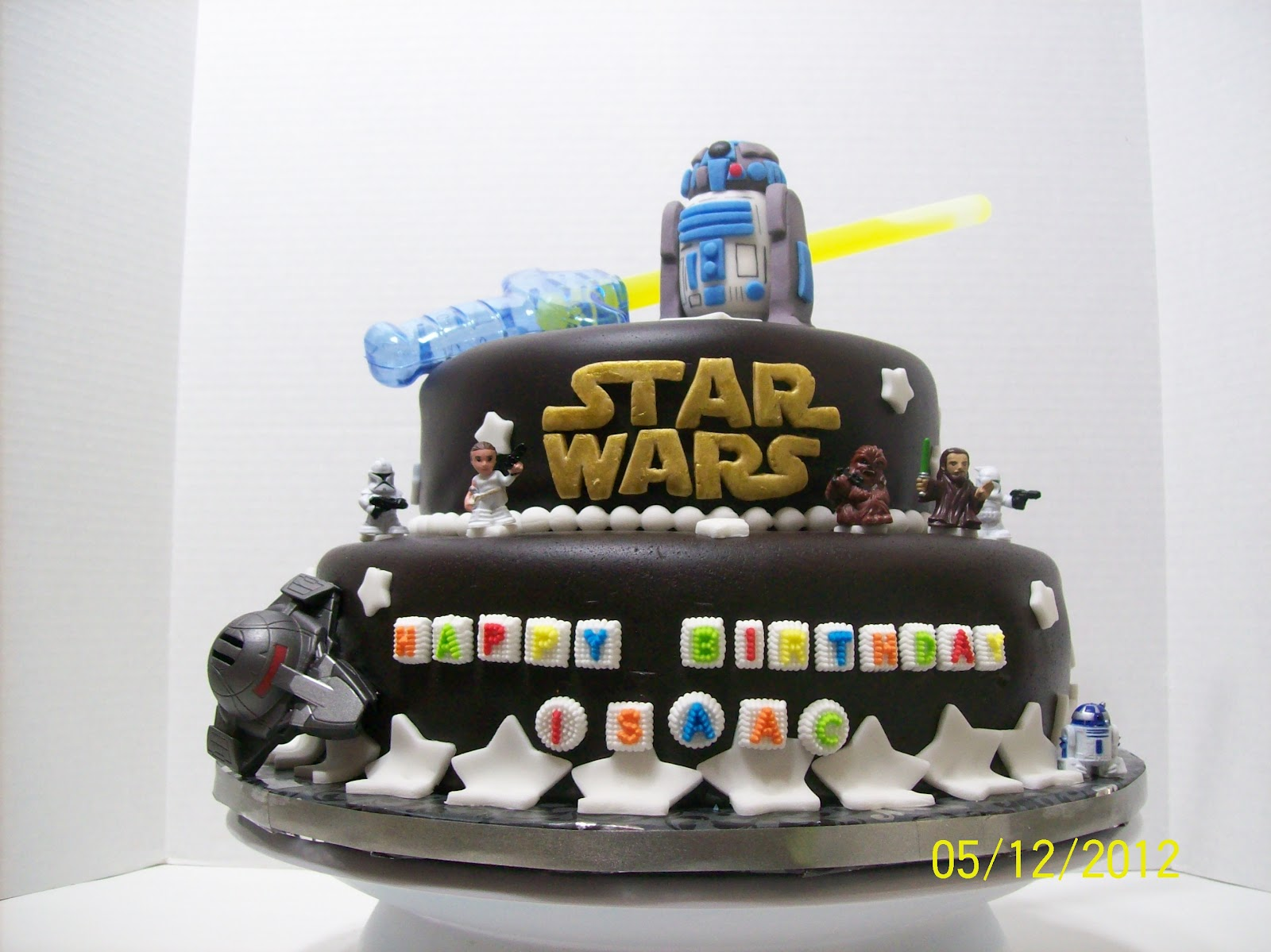 Star Wars Birthday Cake Recipes