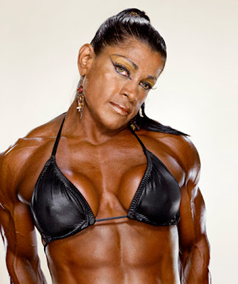 female bodybuilders by martin schoeller ~ damn cool pictures
