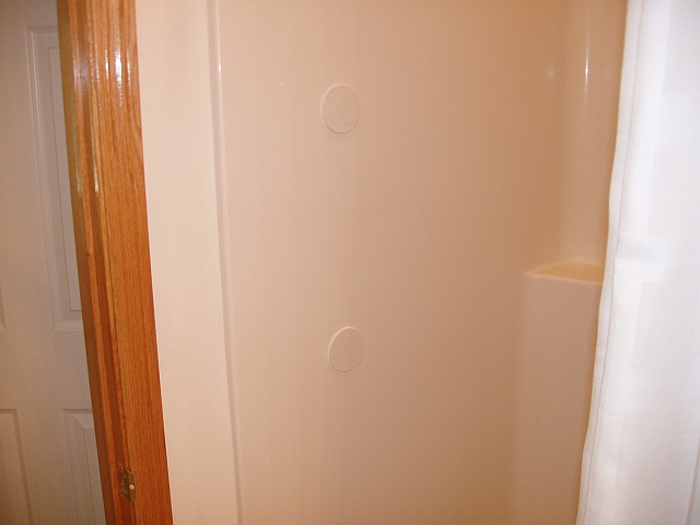 Staying At Home: Installing Grab Bars in Fiberglass Showers