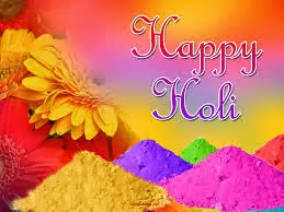 Happy holi colour HD widescreen photos