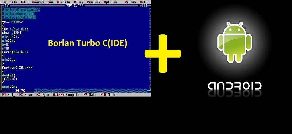 Free turbo c c ide staffinggame Online compiler turbo c
