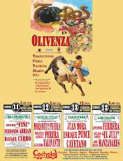 FERIA DE OLIVENZA 2011