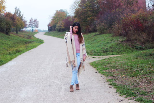Herbst Poncho