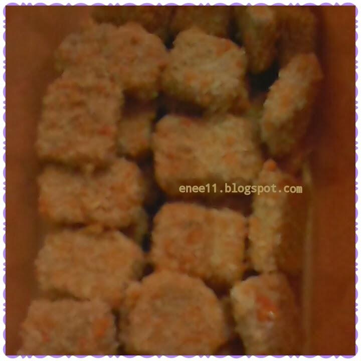 Nugget Ayam Brokoli Keju Dessy Mardiana: NUGGET AYAM + SAYURAN