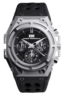 Montre Linde Werdelin SpidoSpeed Chronographe Acier