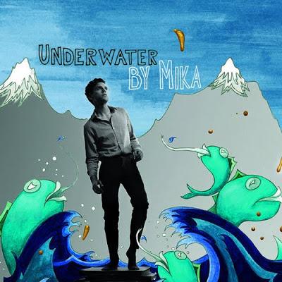 Mika - Underwater Lirik dan Video