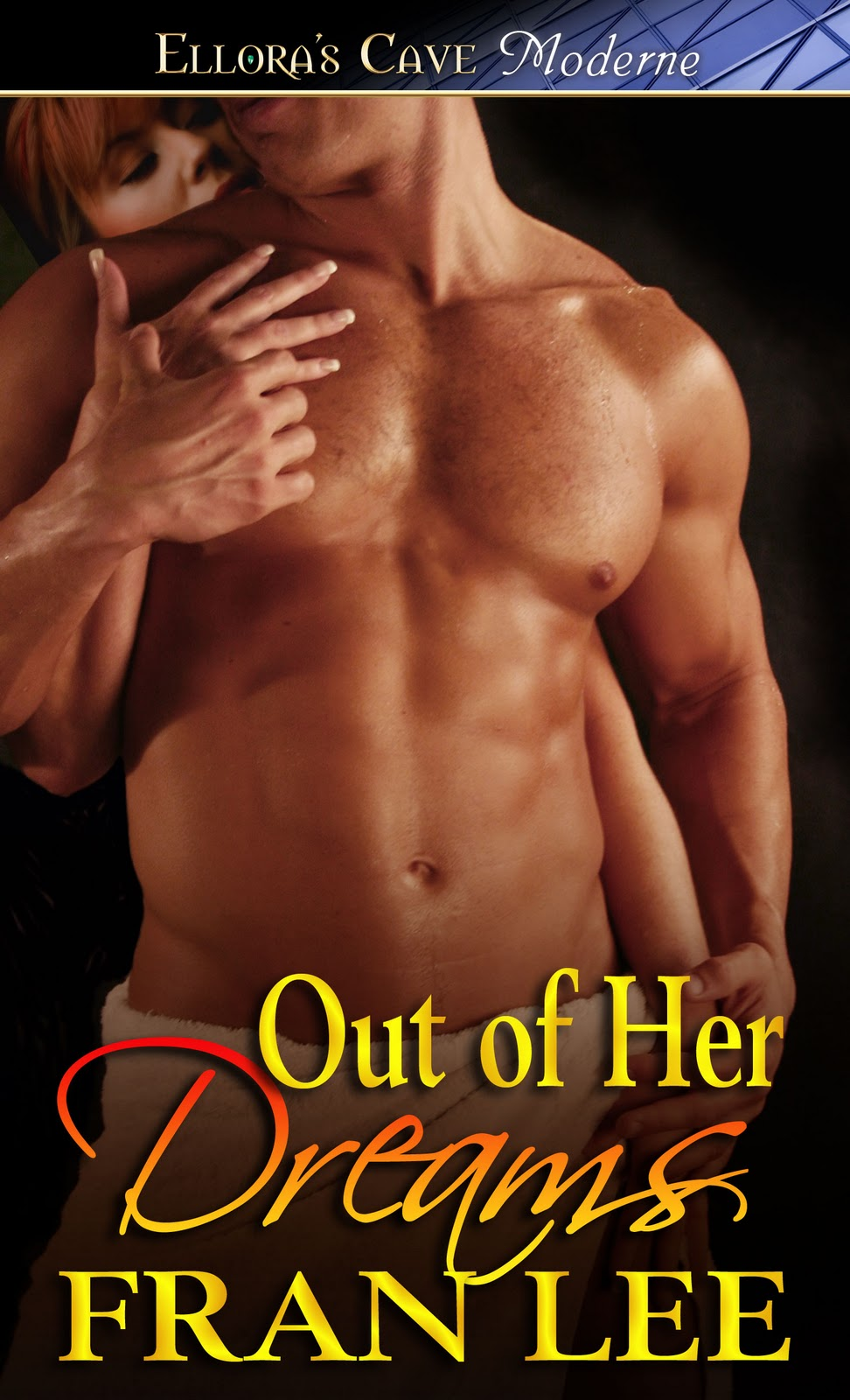 She's a best-selling erotic romance writer. Her fans adore her.