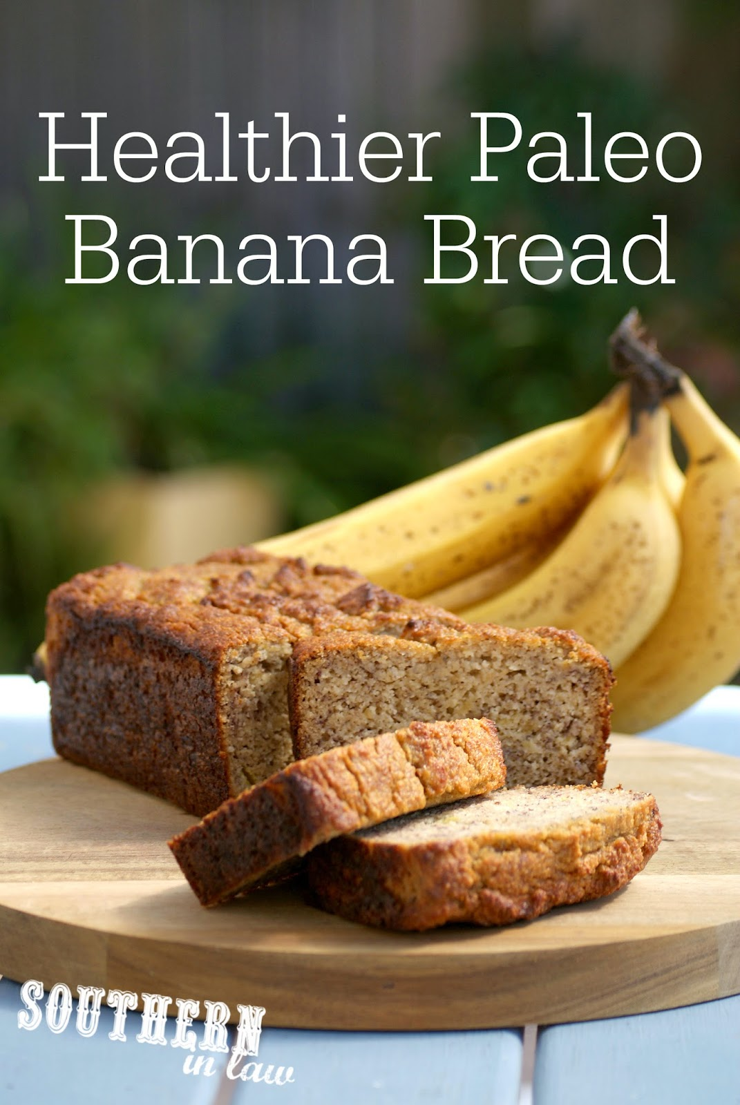 Southern in law recipe the best healthy paleo banana bread the best healthy paleo banana bread recipe low fat gluten free low sugar forumfinder Image collections