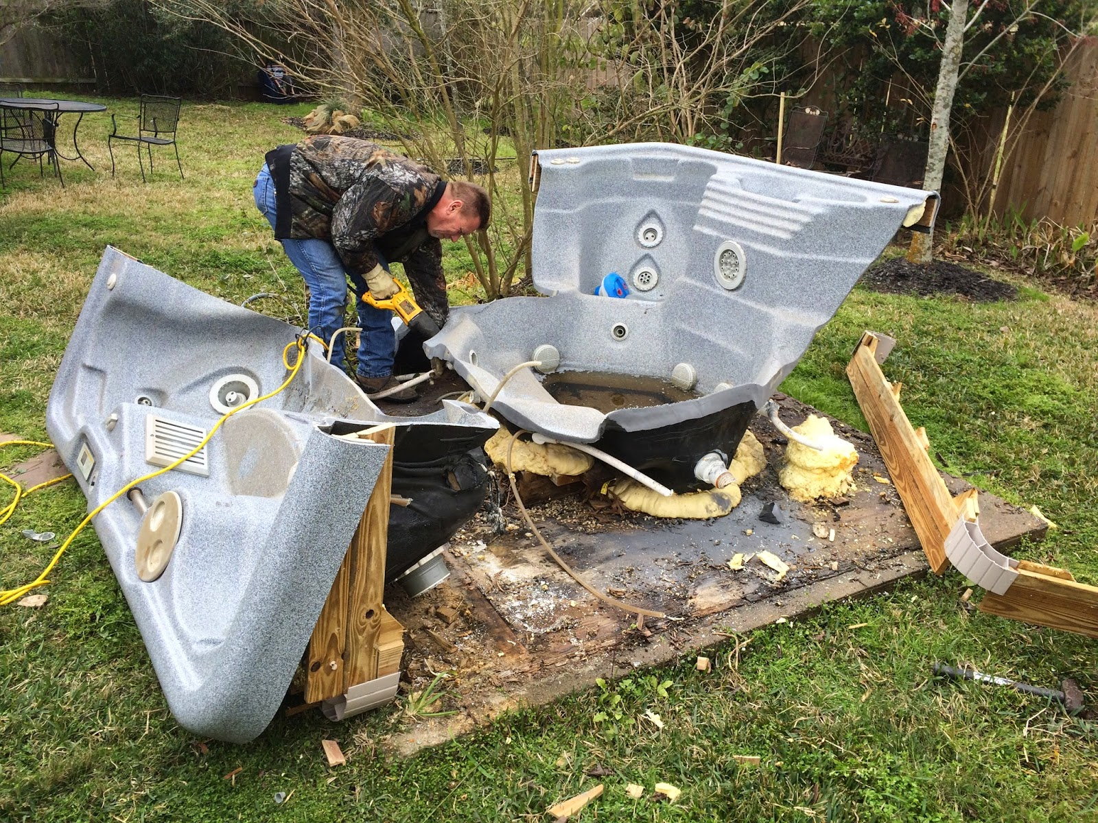 Hot Tub Removal Houston | Junk Services | Junk Removal Houston and ...