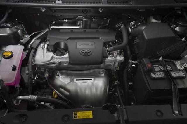 Động cơ Toyota RAV4 2013