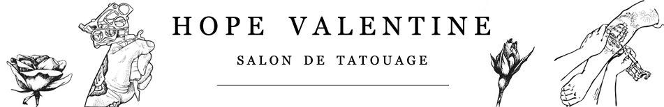 Hope Valentine Tattoo Shop Tatoueur Hérault Salon Tatouage Poujol Sur Orb