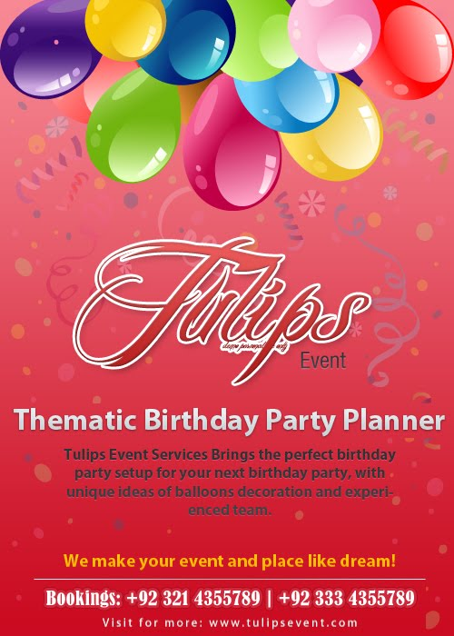 Event Managment Company Best thematic birthday party favors for
