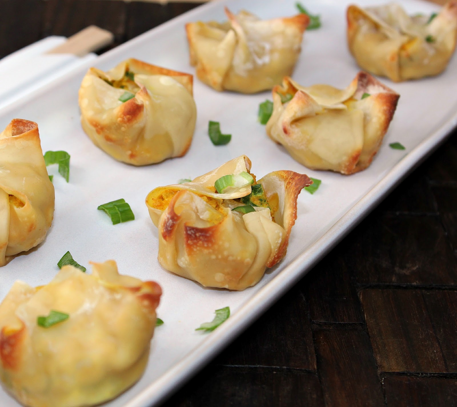 Takeout Makeover: Crab Rangoon | Generation Y Foodie
