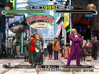 Free Download Games Capcom vs. SNK Pro ps1 iso untuk komputer full version zgaspc