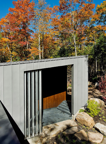 Chalet Lake Gate by BOOM TOWN