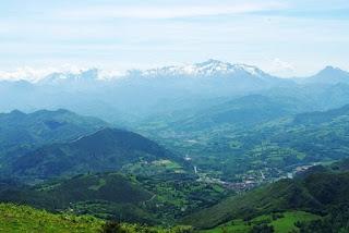 Sierra del Sueve, la Biescona