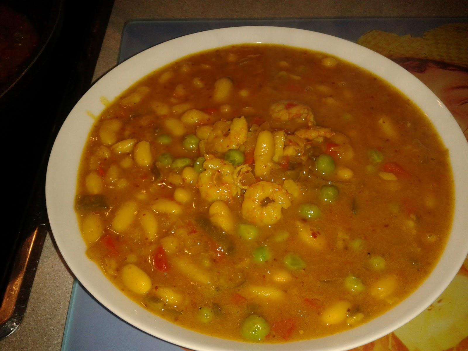Cocina y viaje con carmen pochas al curry con verduras y - Cocina con carmen ...